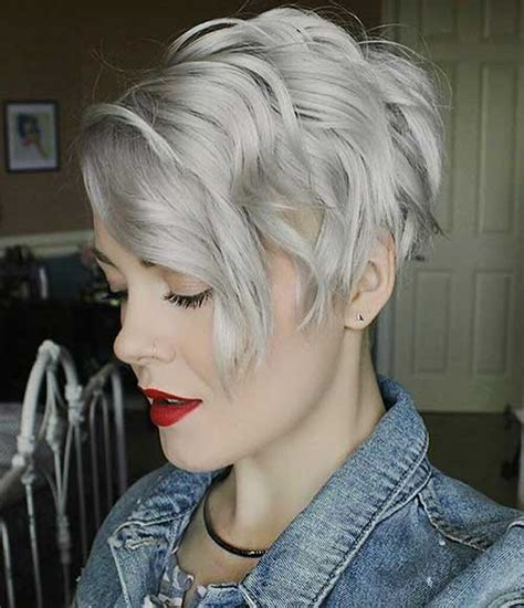 current hairstyles in france latest short choppy haircuts for textured style short