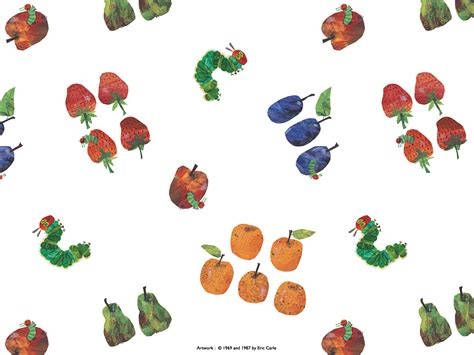 Very Hungry Caterpillar Wall Stickers the very hungry caterpillar