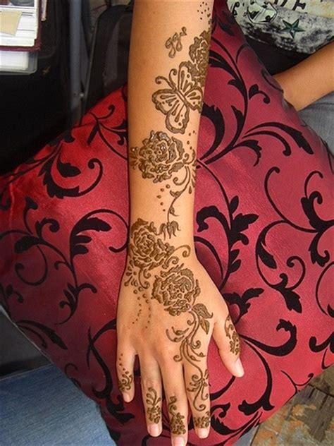 henna design brunei rose stencil henna design flickr photo sharing