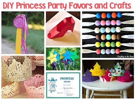 Recycling Ideas For Home Decor by 35 Diy Princess Party Ideas About Family Crafts