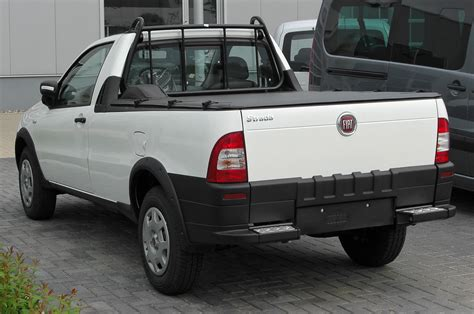 fiat strada fiat strada review and photos
