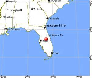 florida map kissimmee kissimmee florida fl 34741 profile population maps