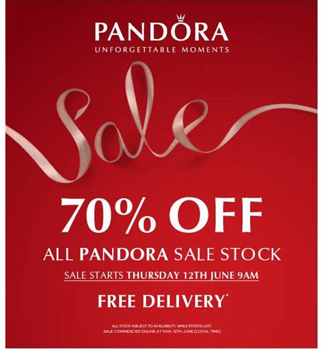 pandora on sale promotion alert upcoming pandora summer sale for the uk