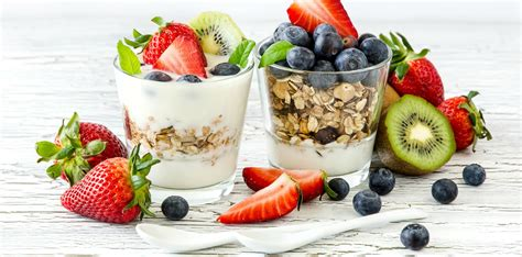 Fruit Yoghurt by Yogurt Fruits The Winning Combination Yogurt In Nutrition