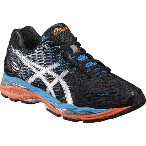 asics gel nimbus 18 mens running shoes