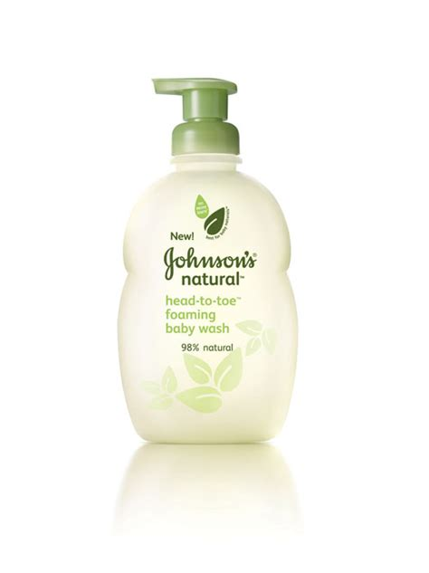 Johnson Wash Naturally White johnson s to toe baby wash 9 fl oz health personal care