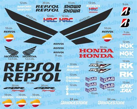 Emblem Logo Honda Ori 100 Bodi Tank Tangki Cb Japstyle Caferacer car motorbike stickers kit honda cbr repsol racing