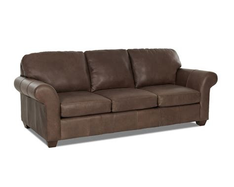 klaussner upholstery klaussner living room moorland sofa lt11600 s klaussner