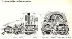 vw engine diagram