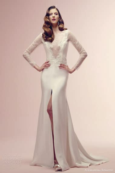 2014 blog of the long now 12 luscious long sleeve wedding dresses for autumn winter