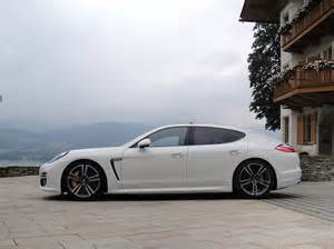 2012 4 Door Porsche Price Drive 2012 Porsche Panamera Turbo S Leblanc