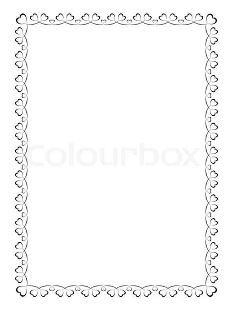 kalligraphie ornamentalen dekorativen stockfoto