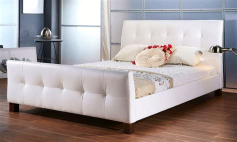 tufted queen size platform bed full or queen size grid tufted upholstered platform bed in