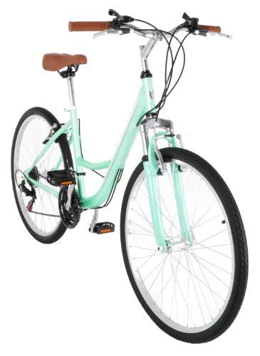 comfortable street bike vilano c1 womens comfort road bike shimano 21 speeds 26