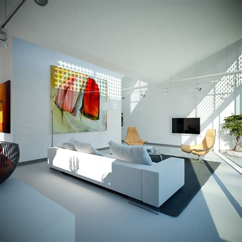 art for living room visualizations from triple d designs