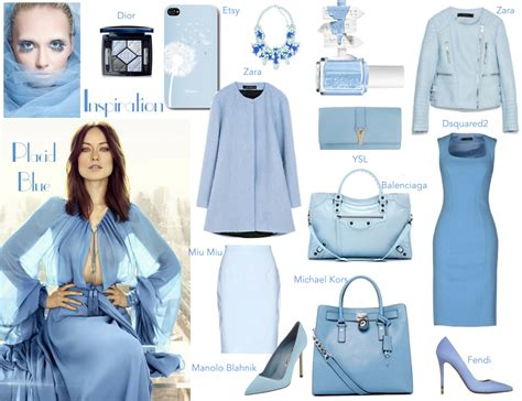 Bandung In Pantone Color Pt Two rcm stylist colors placid blue spring2014