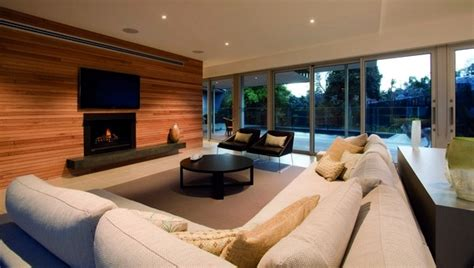 wall cladding for living room contemporary wall cladding wood creates a warm interior design ideas ofdesign