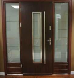 contemporary front door modern exterior door model 064 contemporary front