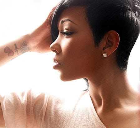 long pixie cuts for black women black women and short hair short hairstyles 2017 2018