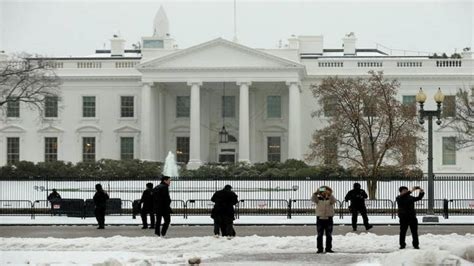 white house lockdown white house under lockdown after suspicious package found moneycontrol com