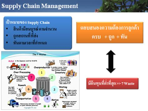 Uhd Mba Supply Chain Management Salary by Skunpori Supply Chain Management ค ออะไร