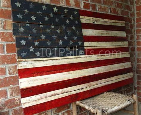 Pallet american flag tutorial crafts i love pinterest