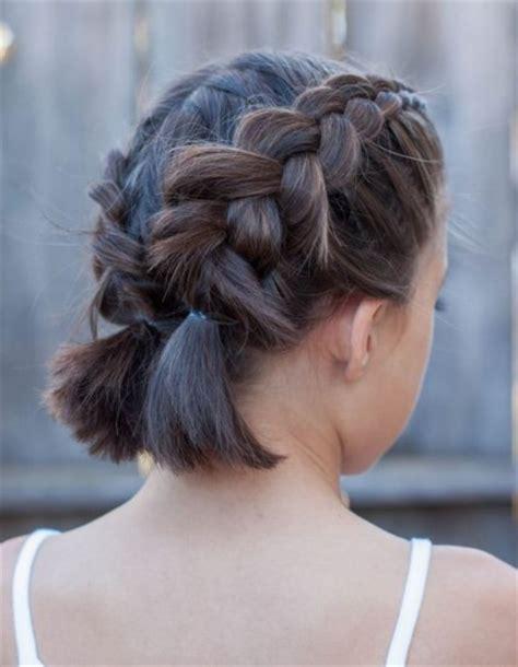 hairsytle kepang rambut 5 pilihan gaya rambut untuk si kecil ke sekolah smartmama