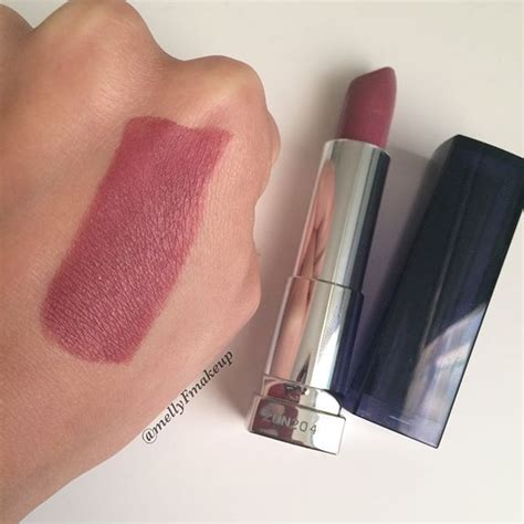 Lipstik Purbasari Satin maybelline the loaded bolds lipstick in mauve it follow my instagram mellyfmakeup for more