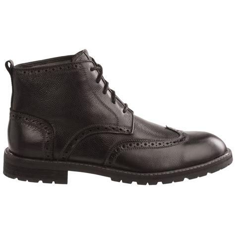 florsheim gaffney wingtip boots for save 70