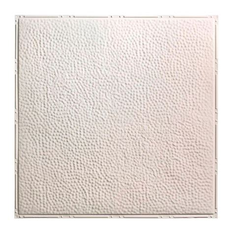 ceiling tiles home depot great lakes tin chicago 2 ft x 2 ft nail up tin ceiling tile in antique white t60 02 the