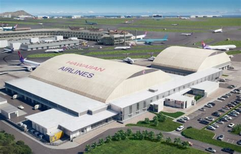 hawaii airports modernization ha cargo maintenance facility
