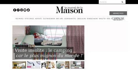 journal decoration maison abonnement le journal de la