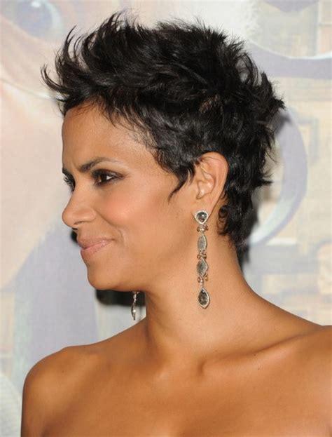 short haircuts black hair 2013 very short pixie haircuts for black women