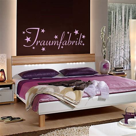 schlafen sprüche schlafzimmereinrichtung landhausstil