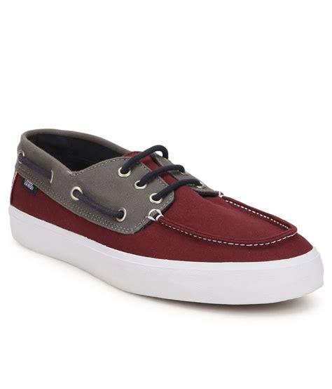 vans maroon shoes vans maroon lifestyle shoes price in india buy vans