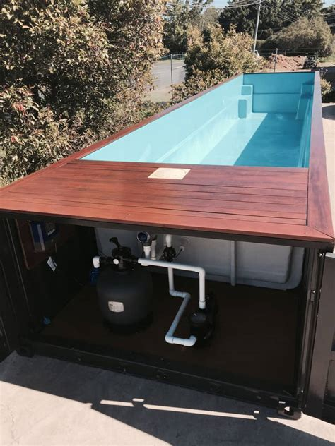 seecontainer pool see shipping container swimming pools for sale and price
