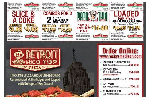madison wi coupons
