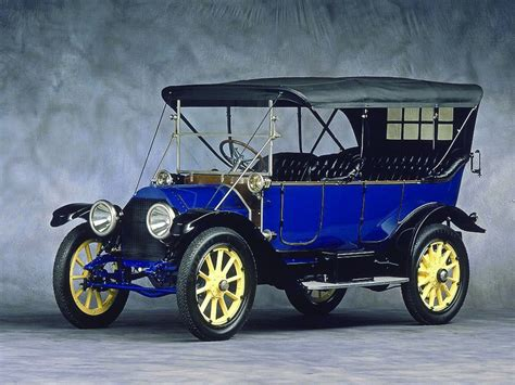 first car ever made in the 18 most innovative american cars ever built there h