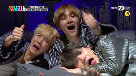 bts new yang nam show watch bts gets comfy in pajamas and has a great time in