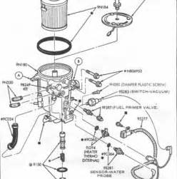 Fuel System Diagram 7 3 Powerstroke 7 3 Powerstroke Fuel Heater Location 7 Get Free Image