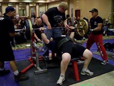 bench press only lee elliff 275 raw bench press only nasa texas state