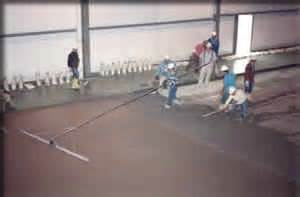 How To Check Floor Flatness by Thessen Concrete Corporation Shrinkage Compensating Concrete