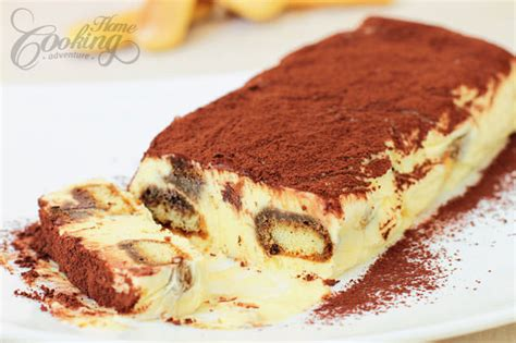 tiramisu home cooking adventure