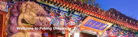 Pku Ucl Mba by Beijing International Mba At Peking