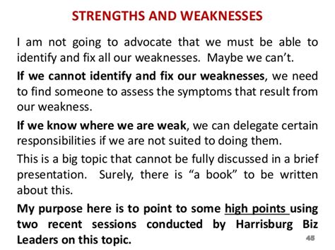 what to write in strengths and weakness in resume sle research paper ashford writing ashford