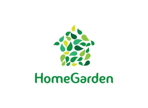 garten logo garten logo haus natur logo logomarket