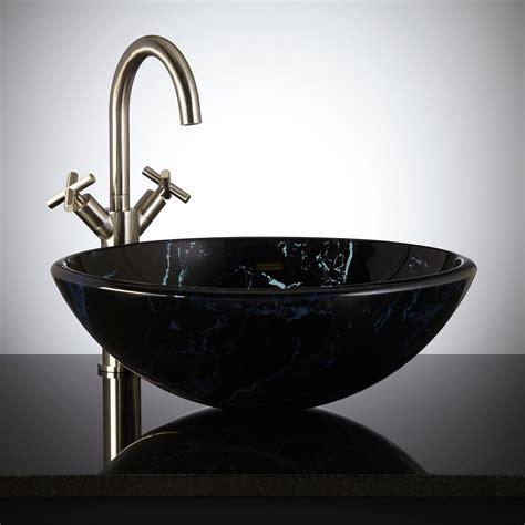 artistic vessel sink signature hardware