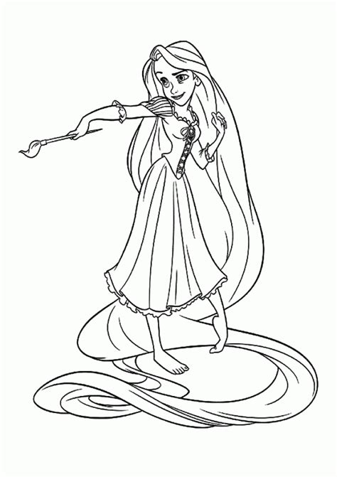 rapunzel coloring pages free download get this printable rapunzel coloring pages y2xrf