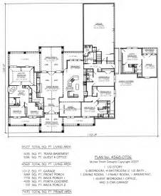 One Story 4 Bedroom House Plans by 2700 Square Foot 1 Story House Plans 1 5 Story House