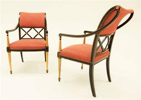 henredon dining room chairs set of 12 dorothy draper design for henredon regency